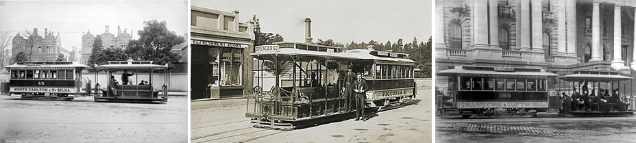 Melbourne Cable Trams