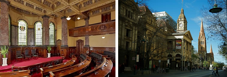 Melbourne Town Hall | Tours