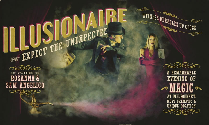 Illusionaire Magic and Comedy Show