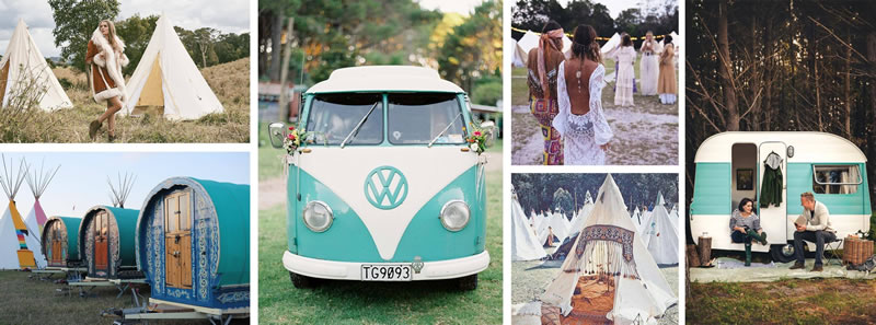 Boho Luxe Market and Glamping Festival